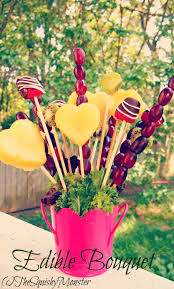 how to make edible fruit arrangements how to make an edible fruit bouquet arrangement