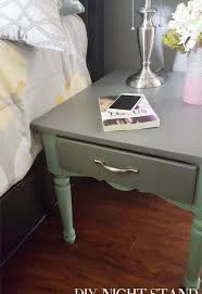 diy flip turn a 3 end table into a beautiful charging station