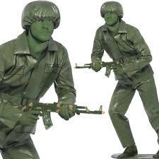 men u0027s military fancy dress complete ebay