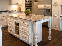 granite top kitchen island breathingdeeply