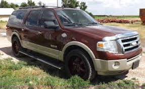 suv ford expedition 2008 ford expedition king ranch suv item j6998 sold jul