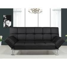 canapé simili cuir but canapé clic clac simili cuir royal sofa idée de canapé et meuble