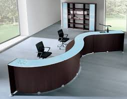 Modern Reception Desk Design Office Desk Reception Desk Design Corner Office Desk Filing