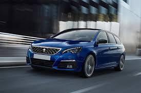 peugeot car lease deals peugeot 308 sw estate 1 2 puretech 110 active 5dr car lease deals