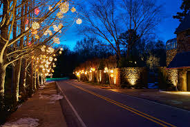 Tree Lights Landscape by Lighting Concepts Christmas Designers