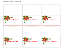 editable printable christmas place cards best place 2017
