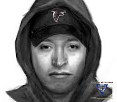 police release sketch of man who peeked at woman in princeton