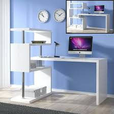 under desk shelving unit computer desk shelving unit computer desk rotating in white computer