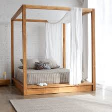girls four poster beds house modern poster bed inspirations modern oak 4 poster bed