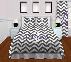Chevron Bedding For Girls by Gray And White Chevron Duvet Cover Kids Grey Duvet Cover Sets