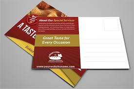20 best bakery postcard templates free u0026 premium creative