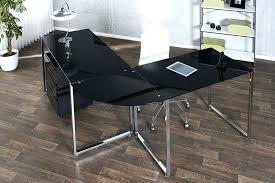 bureau angle verre noir bureau en verre ikea bureau verre angle bureau angle verre noir
