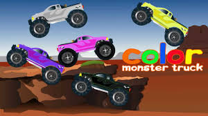 monster truck toy video digger truck yellow truck monster trucks videos on youtube yellow