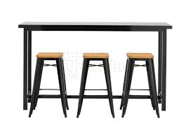 bar stools round bar table stools set tables and metal wood pub
