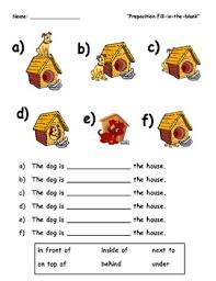prepositional phrases lessons tes teach