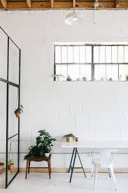 white concrete wall white concrete block wall earthen studio up interiors