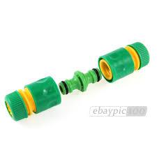 Indoor Faucet To Garden Hose Connector - garden hose adapter size home outdoor decoration