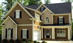 How To Choose Exterior Paint Colors For Your House by Vinyl Siding Color Combinations Dallas Siding Contractors