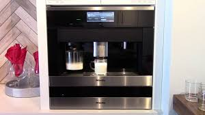 Miele Coffeehine World Class Perfectchiato Every Built In Specs