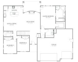 open house floor plans with pictures one story open floor plans level 1 2 story open floor plan homes