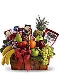 gift baskets gourmet food and flower baskets teleflora