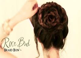 fan and sock bun hair tutorial video dailymotion how to do a rose bud braid bun cute hairstyles for medium long 4 jpg