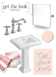 Peach Bathroom Accessories by Homesense Bathroom Accessories
