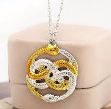 necklace story images Movie jewelry series the neverending story movie necklace double jpg
