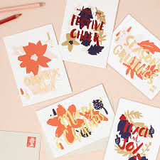luxury charity christmas cards christmas lights decoration