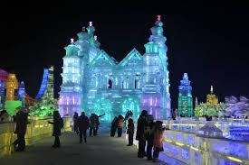harbin snow and ice festival 2017 china u0027s freezing disneyland harbin snow and ice festival