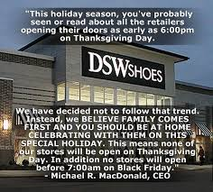 some retailers celebrate being closed on thanksgiving mr magazine