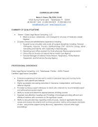 Resume For Triage Nurse Cardiac Rehab Nurse Sample Resume