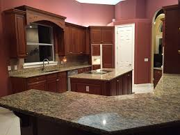 light granite countertops with dark cabinets the best kitchen light granite and dark cabinets fancy home pic of