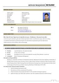Civil Draughtsman Resume Sample by Civil Draughtsman Resume Format Resume Format