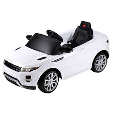 land rover evoque black convertible range rover evoque 12v licensed ride on car