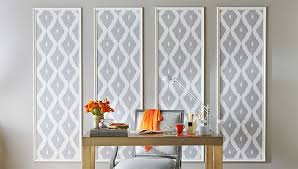 framed wallpaper decorative panels