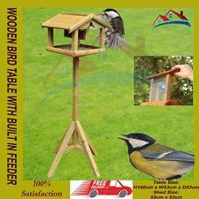 bird feeding station with solar light bird feeder u0026 planter