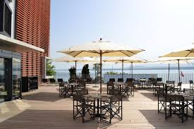 make booking at restaurant with terrace views in versoix family