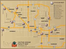 Phoenix Map by High Street Shop Dine Live Work Explore