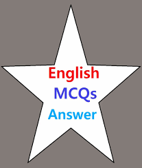 english mcqs with answers free books store