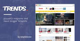 blogger themes from themeforest