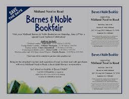Barnes Nob Barnes U0026 Noble Bookfair Midland Need To Read