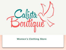 shop online clothes calista boutique