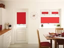 kitchen new red kitchen blinds decorations ideas inspiring