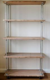 Industrial Shelving Units by The Benefit In Using Free Standing Kitchen Shelves U2026 Design
