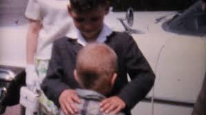 st louis missouri 1962 a bunch of well dressed kids get hugs