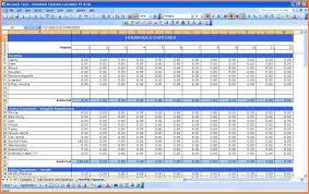 Excel Spreadsheet Samples 10 Monthly Bill Spreadsheet Template Excel Spreadsheets Group