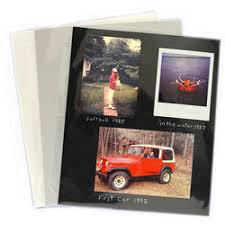 Archival Photo Pages Album Refill Pages B U0026h Photo Video