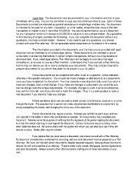 fillable codicil fill online printable fillable blank pdffiller