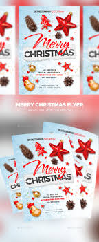 merry flyer by maksn graphicriver